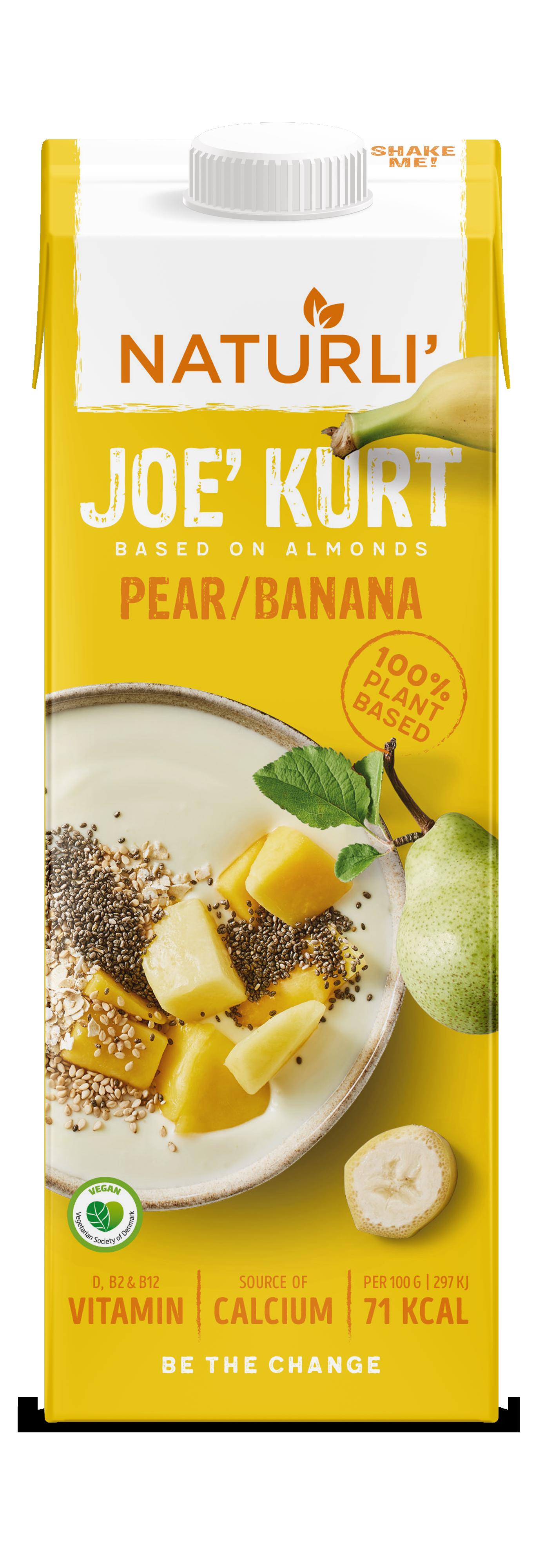 JOE' KURT – Päron Banan